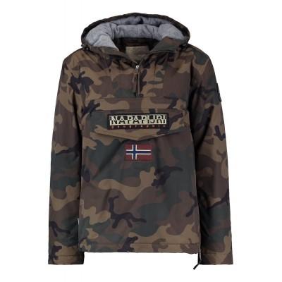 Napapijri Rainforest Camouflage, Jacket