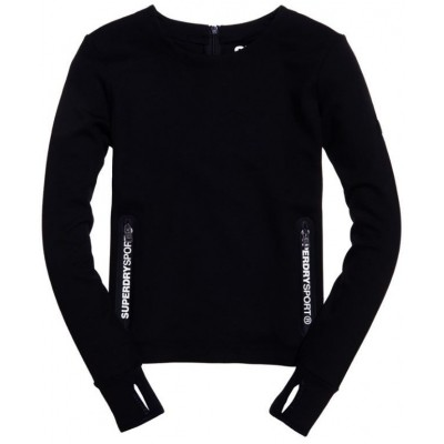 Superdry Sport Gym Tech Luxe Crew