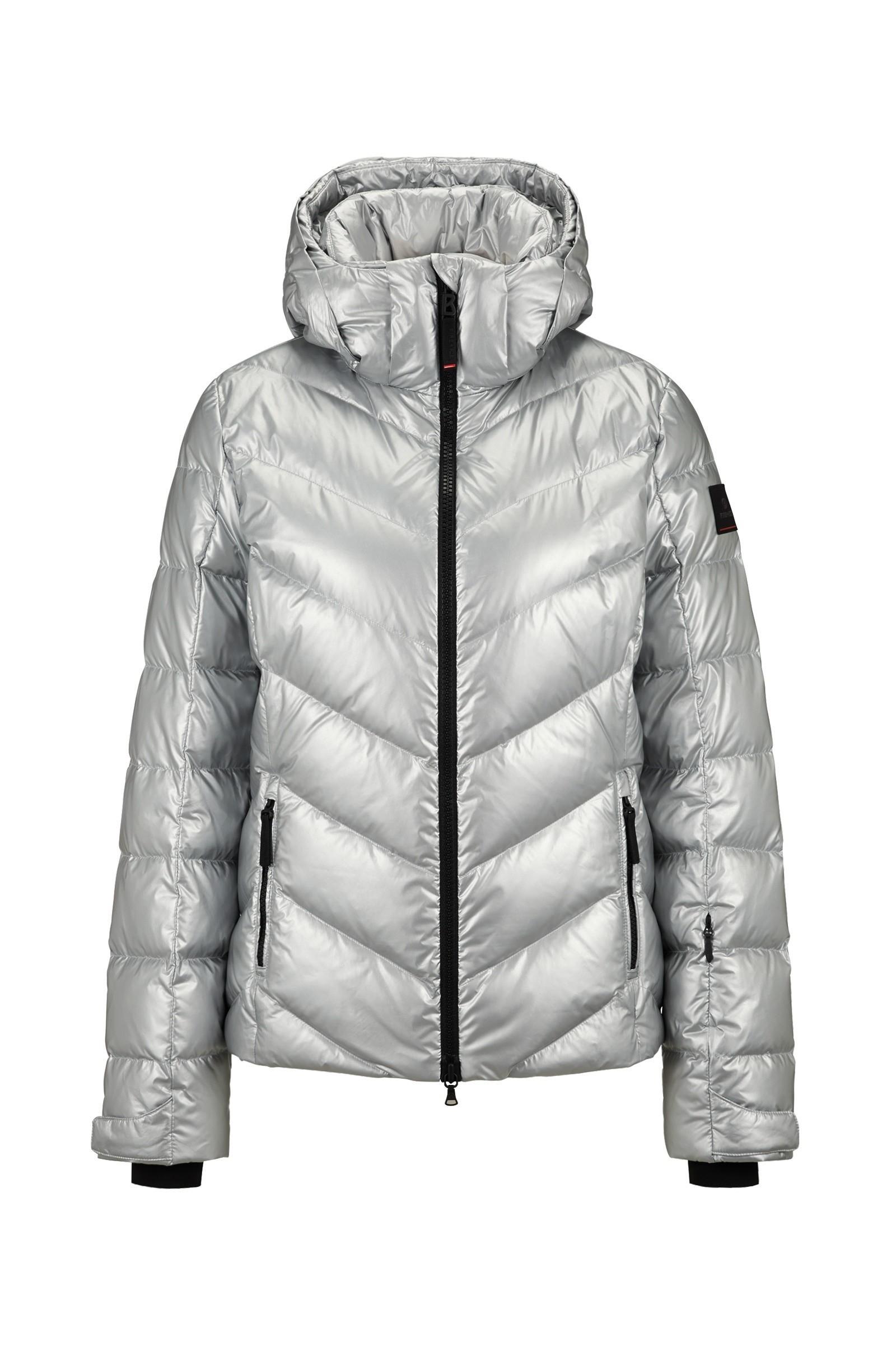 heet product 50% prijs lage prijs verkoop Bogner Fire & Ice Sassy Zilver Ski Jas Dames