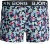 Afbeelding van BJORN BORG boys 2p SHORTS BB Badges & Flamingo 1811-1084 70011