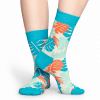 Afbeelding van Happy socks JUN01-6001 Leaves Sock