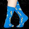 Afbeelding van Happy socks PRO01-6300 PARROT