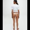Afbeelding van Calvin Klein THONG D1617E-100 WIT
