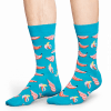 Afbeelding van Happy socks BAN01-6000 Banana Sock