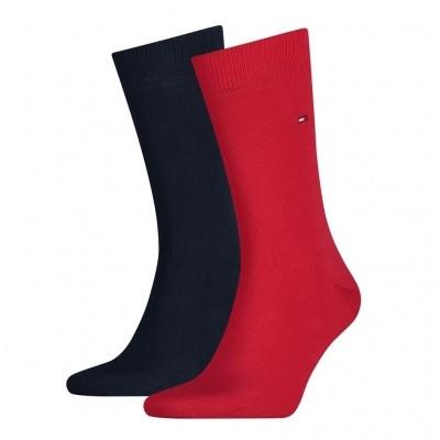 Tommy Hilfiger 2 pack heren sokken 37111 085