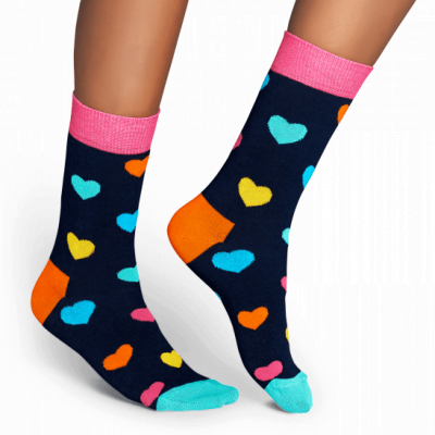 Foto van Happy socks HEART HA01-067