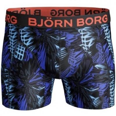 Foto van BJORN BORG 1 pack SHORT BB PALM ART 1811-1097 90651