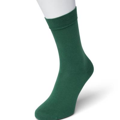 Foto van Bonnie Doon Cotton Socks 83422 BOTTLE GREEN