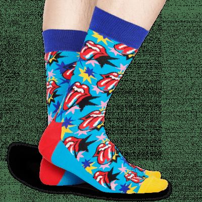 Foto van Happy socks ROLLING STONES I GOT THE BLUES SOCK RLS01-6000