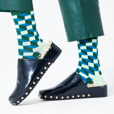 Foto van Happy socks FILLED OPTIC SOCKS FIO01 6301