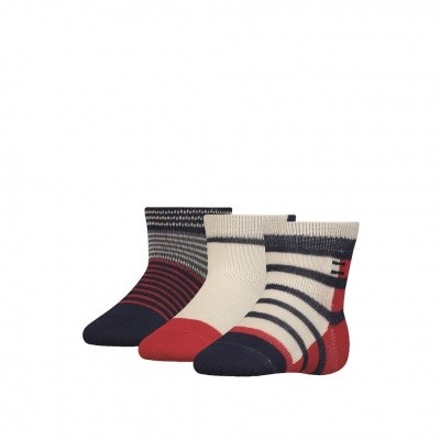 Foto van Tommy Hilfiger baby giftbox 3-pack 485015001 085 tommy original