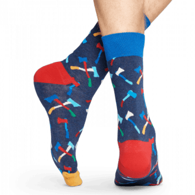 Foto van Happy socks AXE SOCK AXE01-6000