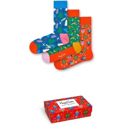 Foto van Happy Socks XMAS08-4003 Singing Retro Holiday Gift Box