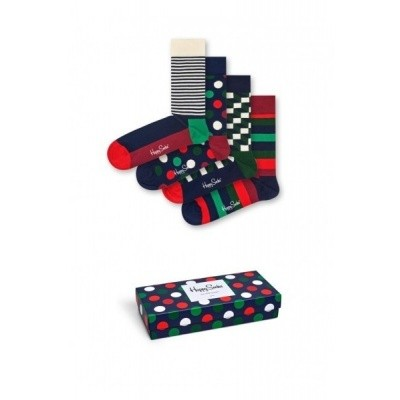 Happy Socks GIFTBOX Holiday big dot XBDO09-4000