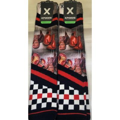 Foto van XPOOOS socks 60202-7000 BOXING