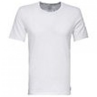 Foto van Calvin Klein NB1088A-100 2 pack crew neck t-shirts wit