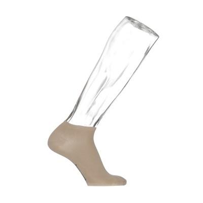 Foto van Bonnie Doon cotton short sock BD 812001 sand 47/52