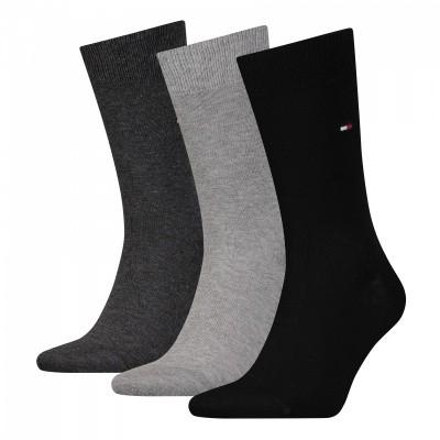 Foto van Tommy Hilfiger men sock promo 3 pack sokken 482999001 200