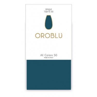 Foto van Oroblu ALL COLORS 50 legging VOBC01190 COBALTO13