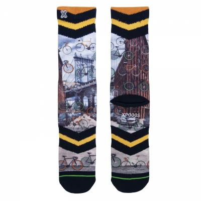 Foto van XPOOOS socks 60235 BROOKLYN BRIDGE