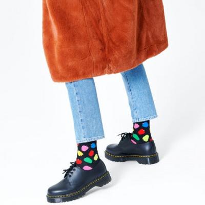 Foto van Happy socks APPLE SOCK APP01 9001