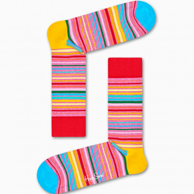 Foto van Happy socks PRS01-3300 PRIDE SUNRISE SOCK