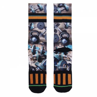 Foto van XPOOOS socks 60232 DUMBELLS