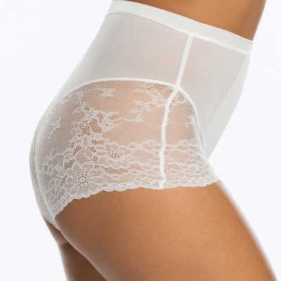 Foto van Spanx Spotlight on Lace Brief SPX 10123R clean white