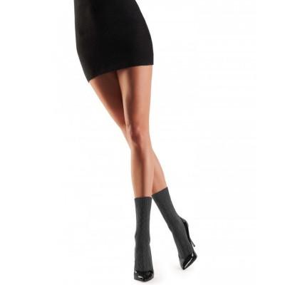 Foto van Oroblu socks Hilda ORFCB31S black melange