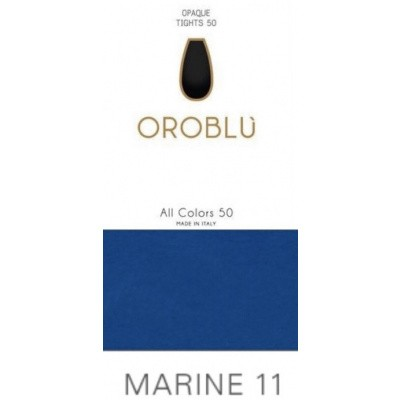 Foto van Oroblu mibas ALL COLORS KNEE -HIGH VOBC655560 MARINE 11