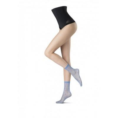 Foto van Oroblu socks 20 Cloe Polka-Dot VOBC64977 LILAC 9