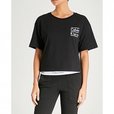 Foto van Calvin Klein shirt QS5971E-001 black