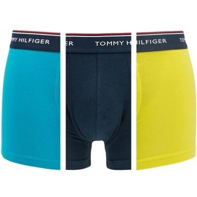 Foto van Tommy HilfigerTrunk 3 pack premium essentials 1U87903842 907
