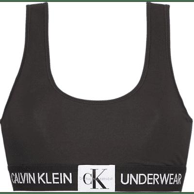 Foto van Calvin Klein UNLINED BRALETTE QF4918E-001 Zwart