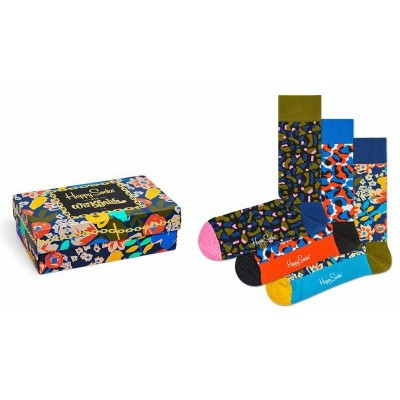 Foto van Happy Socks GIFTBOX XWIZ08-6000