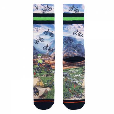 Foto van XPOOOS socks 60233 LUKE MOUNTAIN BIKE