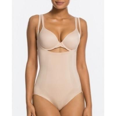 Foto van SPANX Oncore open-bust bodysuit SPX 10129R soft nude