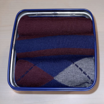 Foto van Falke giftbox HAPPY 3 paar sokken 13064 0010
