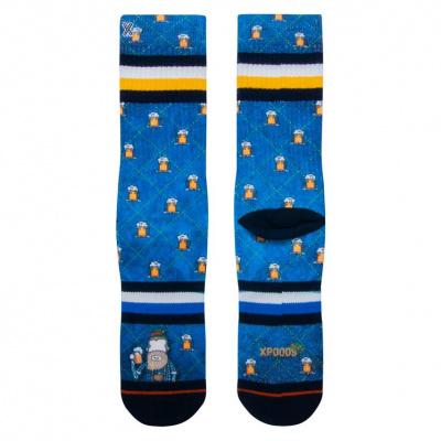 Foto van XPOOOS socks 60202-7000 PINT LUKE