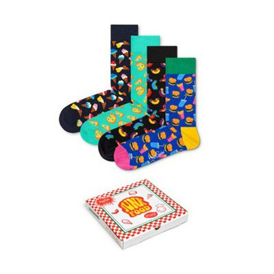 Foto van Happy Socks GIFT BOX JUNK FOOD XFOD09-0100