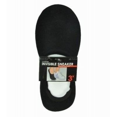Foto van Primair socks invisible sneaker 528 zwart