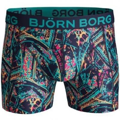 Foto van BJORN BORG 1 pack shorts BB EIFFEL 1841-1061 70011