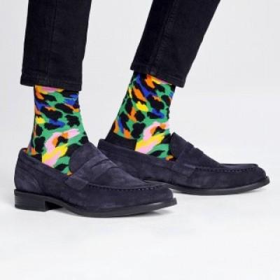 Foto van Happy socks NLE01-7300 LEOPARD SOCKS