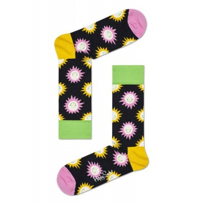 Foto van Happy socks SMS01-9300 SUNNY SMILE SOCKS