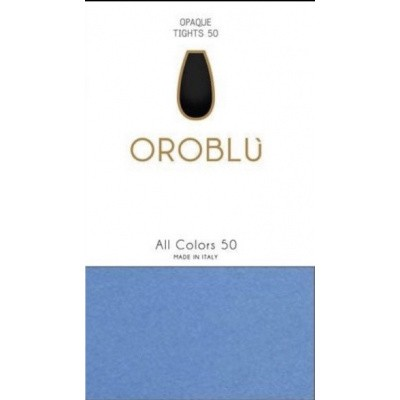 Foto van Oroblu mibas ALL COLORS KNEE -HIGH VOBC655560 OCEAN 10