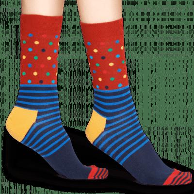Foto van Happy socks STRIPES & DOTS SDO01-6003