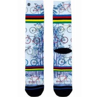 Foto van XPOOOS socks Retro racebike 60150