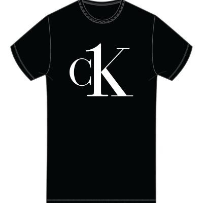 Foto van Calvin Klein tshirt NM1903E 001 ZWART