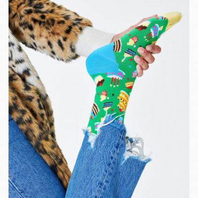 Foto van Happy socks CAK01-7300 CAKE SOCK