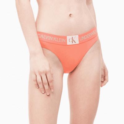Foto van Calvin Klein string QF4920E-NX5 Sonata